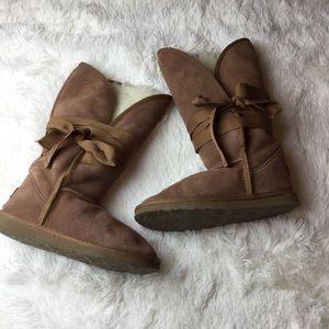 Ukala by emu Australia Boots Chestnut 7